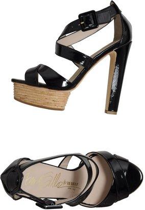 Le Silla ENIO SILLA FOR Platform sandals