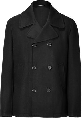 Michael Kors Black Double Breasted Jacket