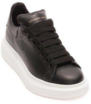 Women's Alexander Mcqueen Sneaker $575 thestylecure.com