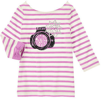 Gymboree Lights, Camera, Fashion Tee