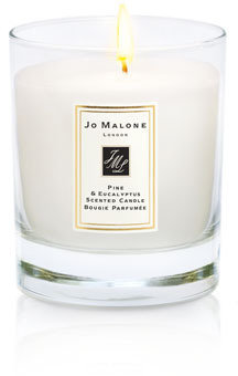 Jo Malone Pine and Eucalyptus Home Candle, 7 oz.
