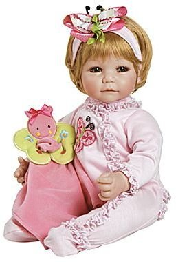 """JCPenney Adora® """"Butterfly Boo"""" 20"""" Baby Doll"""