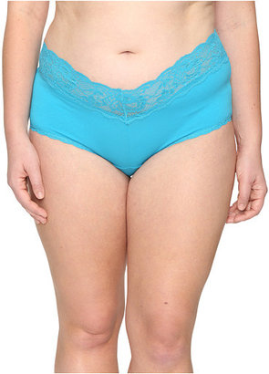 Cosabella Extended Size Never Say Never Cheekie Hotpant