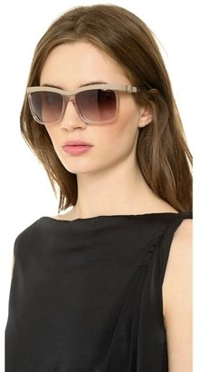 Jimmy Choo Rea Sunglasses