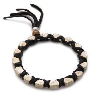 Kelacala Q Woven Gear Bracelet