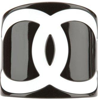 Chanel logo cuff