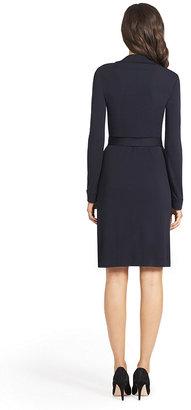 Diane von Furstenberg New Jeanne Two Matte Jersey Wrap Dress