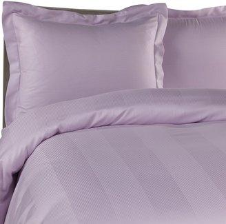 Tencel Eucalyptus OriginsTM Fiber Duvet Cover Set in Purple