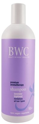 Beauty Without Cruelty Lavender Highland Shampoo