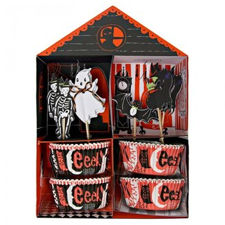 Meri Meri Happy Halloween Cupcake Set