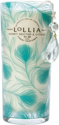 Lollia Calm Perfumed Luminary, Honey Nectar & Citrus