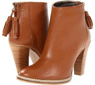 Ted Baker Ecarna (Black Leather) - Footwear