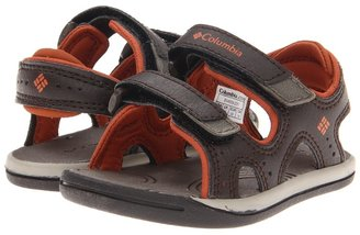 Columbia Kids - Techsun (Toddler) (Cordovan/Cedar) - Footwear