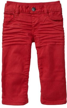 Gap Knit-waist straight jeans