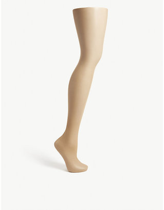 Wolford Women's Caramel Naked 8 Tights, Size: XS