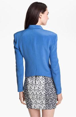 Rebecca Minkoff 'Becky' Silk Jacket 12