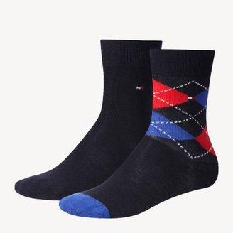 Tommy Hilfiger 2 Pack Kids Socks