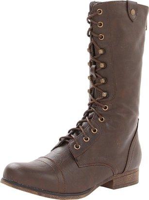 Madden-Girl Women's Gummiee Boot