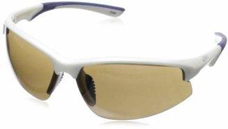 Greg Norman G4007 Sport Semi Rimless High Contrast Lens Sunglasses