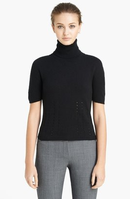 Dolce & Gabbana Cashmere & Silk Turtleneck