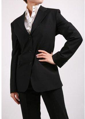Ferrecci Women's Black Two-piece Suit $66.99 thestylecure.com