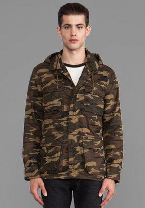 Obey Fields Jacket
