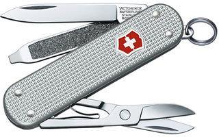 Victorinox Swiss Army ® 'Classic SD Alox' Pocket Knife