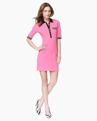 Juicy Couture Malibu Pique Polo Dress