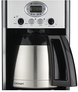Crate & Barrel Cuisinart ® 10 Cup Thermal Extreme Brew Coffee Maker