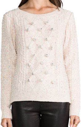 Milly Sparkle Sweater