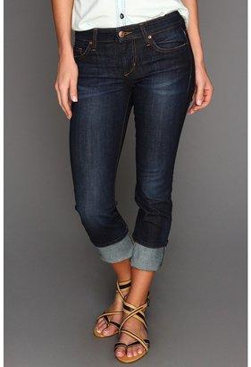 Joe's Jeans Clean Cuffed Crop in Bridget (Bridget) - Apparel