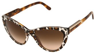 Stella McCartney leopard print sunglasses
