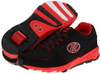 Heelys Juke (Little Kid/Big Kid/Men's) (Black/Red/White) - Footwear