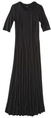 Mossimo Women's Maxi Dress -Black