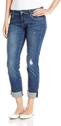 KUT from the Kloth Women's Carine Slim Boyfriend Jean