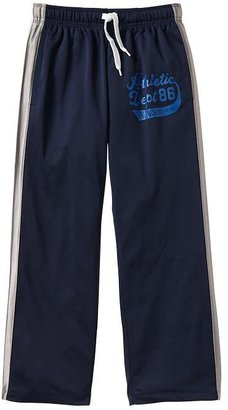 Gap Side-stripe mesh active pants