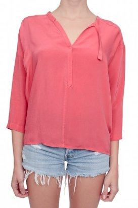 Humanoid Slouchy Top - Coral