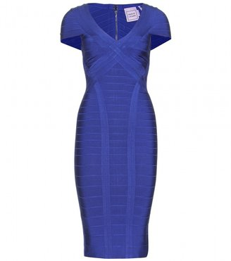 Herve Leger LAYTON BANDAGE DRESS