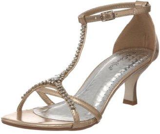 Coloriffics Women's Ava T-Strap Sandal