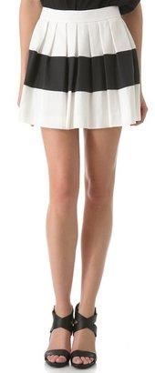 Rachel Zoe Mirabelle Pleated Skirt