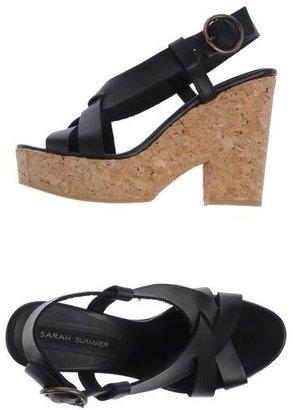 Sarah Summer Platform sandals
