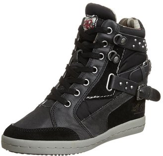 Replay ARNA Hightop trainers black