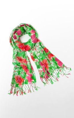 Lilly Pulitzer Murfee Scarf - New Green Everything Nice