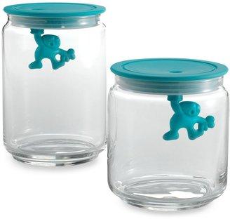 Alessi Gianni Glass Kitchen Box