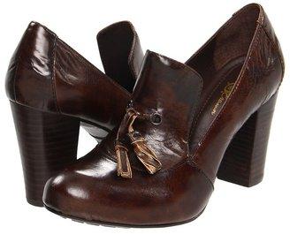 Børn Kylin - Crown Collection (Tan Brush Off) - Footwear