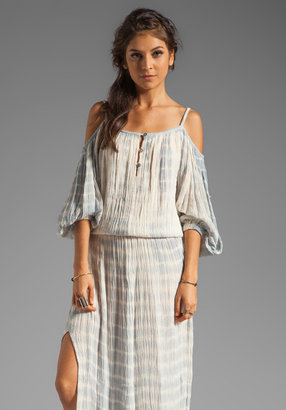 Jens Pirate Booty Bowielong Off Shoulder Dress