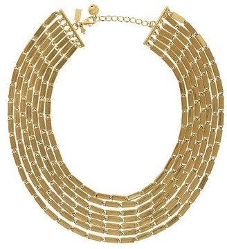 Kate Spade Gold rush collar necklace