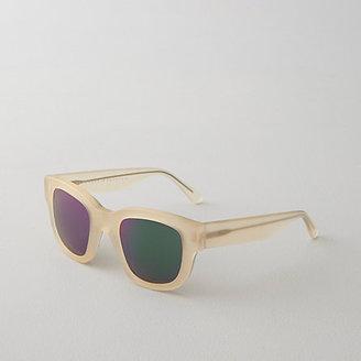 Acne Studios frame apricot sunglasses