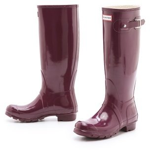 Hunter Boots Original Gloss Boots