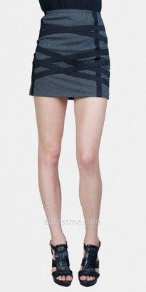 eDressMe Zig Zag Mini Skirts